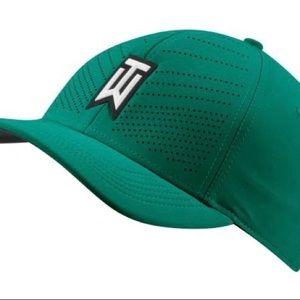 Nike Aerobill Tiger Woods Golf Flex Cap Hat L/XL